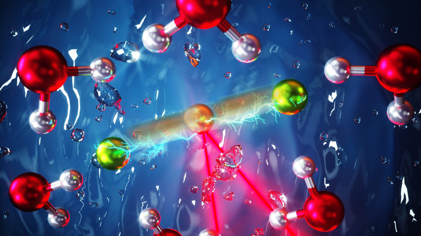 This weird chemical bond acts like a mash-up of hydrogen and covalent bonds